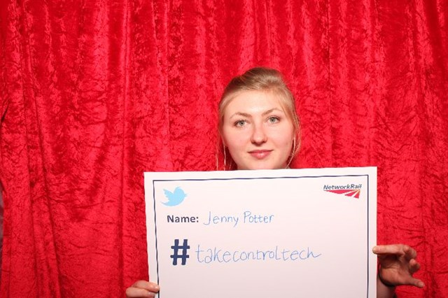 Could IT Be You runner up Jennifer Potter