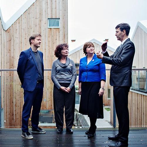 Fiona Hyslop visits Denmark and Sweden