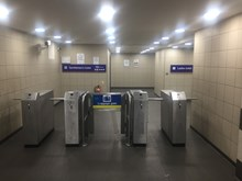 The last of the country's biggest and busiest station toilets 'free to pee'