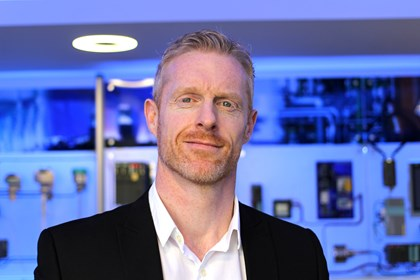 Jason Peel appointed to lead Motion Control business at Siemens UK: Jason Peel, General Manager, Motion Control