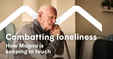 Combatting loneliness - keeping in touch