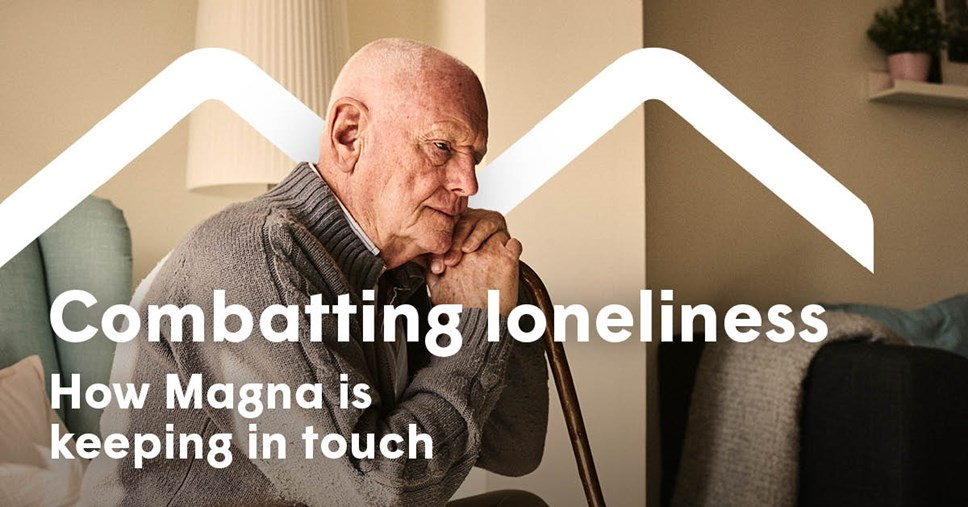 Combatting loneliness: How Magna is keeping in touch: Combatting loneliness - keeping in touch