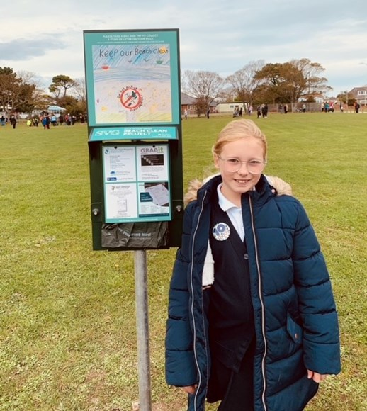 Sully Village Group - Beach Clean designer