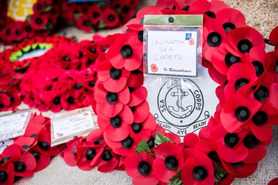 Islington Remembers: Small ceremonies to go ahead on Remembrance Sunday