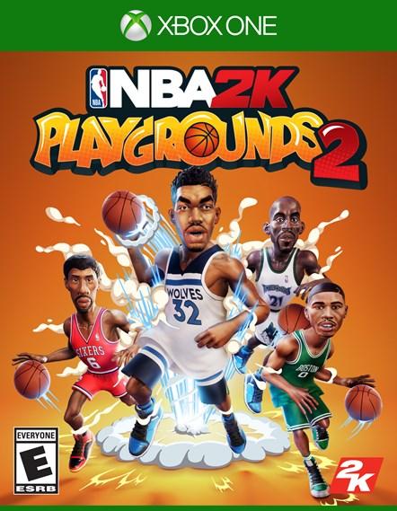 NBA2K PG2 XB1 FOB (ESRB)