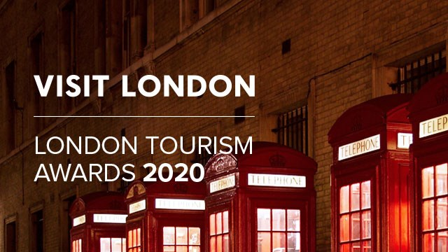London to hold Tourism Awards to celebrate the city's hospitality industry: Banner for webpage (002)