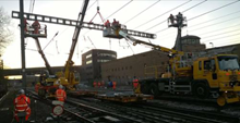 OLE work at Old Oak Common