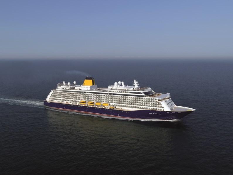 Saga Cruises - Spirit of Discovery external image (landscape 2)