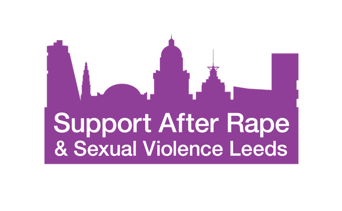 Lord Mayor of Leeds to continue supporting local charity SARSVL (Support After Rape and Sexual Violence Leeds) for second year: SARSVL logo