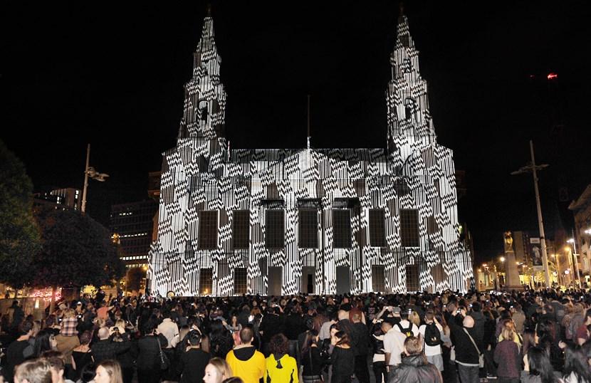 Call for volunteers to help shape Leeds's bid for European Capital of Culture 2023: lightnight.jpg