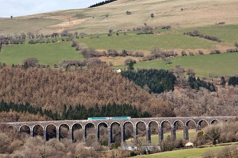 Heart of Wales line benefit from £5m improvement scheme