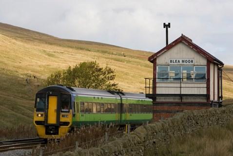 Blea Moor Cumbria