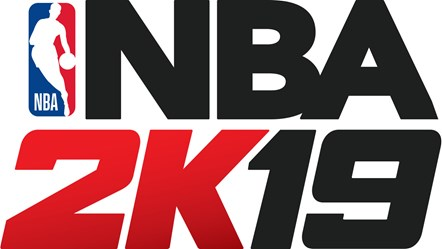 NBA2K19 Logo Vertical