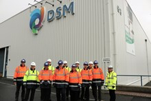 Mr Wheelhouse visits DSM: Energy Minister visits Global DSM in Dalry to see energy efficiency investments