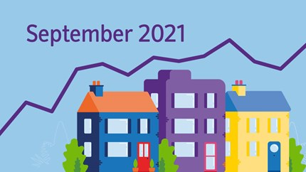 Annual house price growth slows in September, but remains in double digits: HPI-2021-Sep