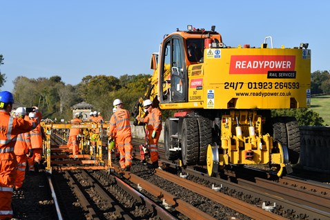 Brighton Mainline Upgrade Ouse Valley Oct 10  (37)