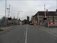 Avonmouth Level Crossing