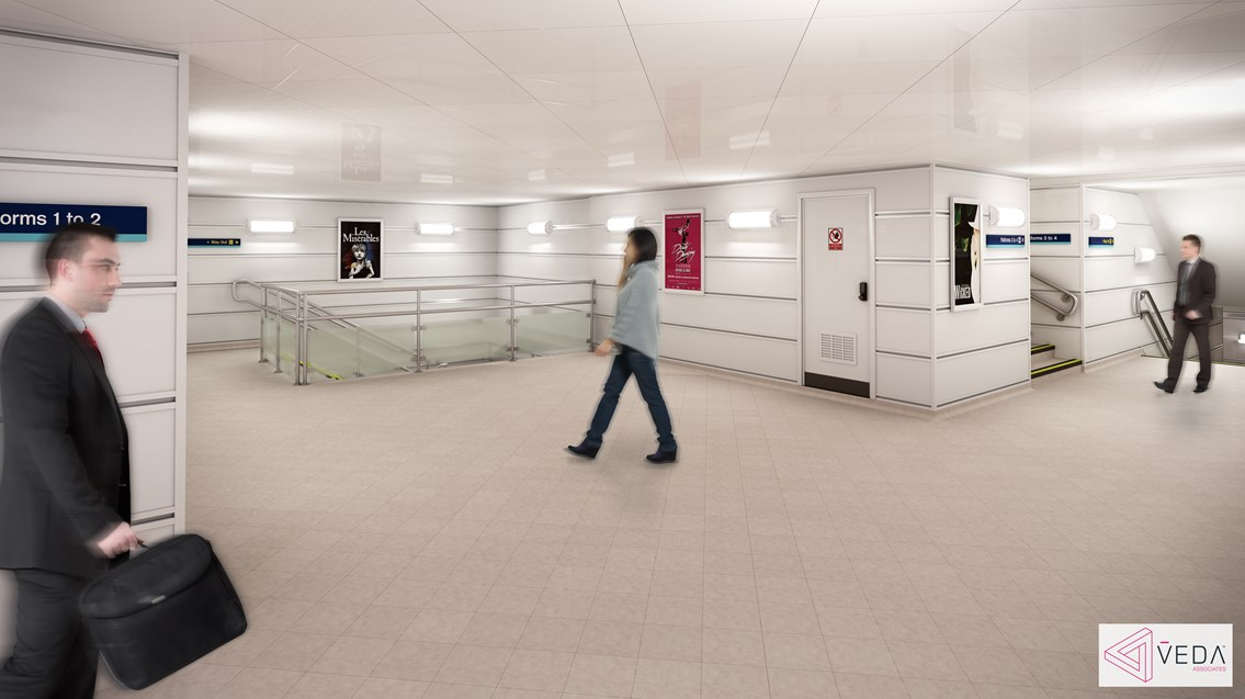 Fenchursh St - new entrance 3