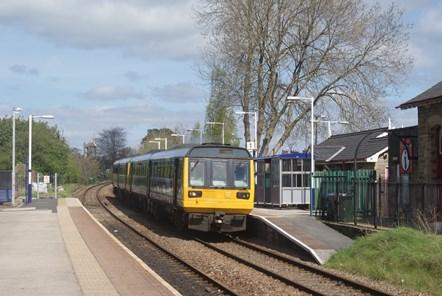 Clitheroe station