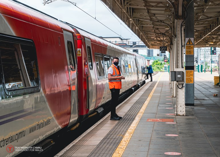 Improvement works to begin at Cardiff Central