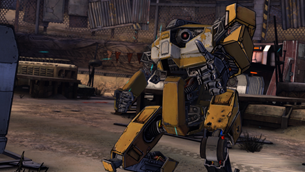 Tales from the Borderlands - Loaderbot