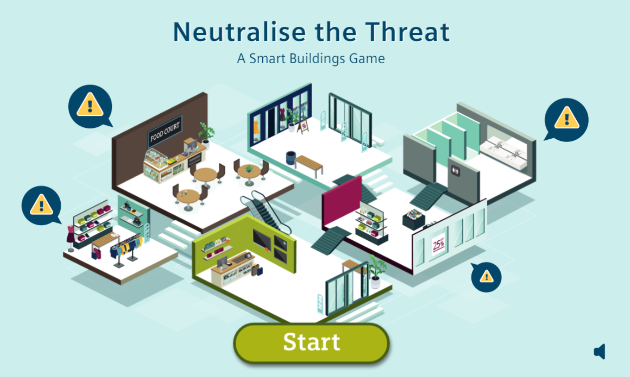 Siemens launches 'Neutralise the Threat' interactive game for the Christmas holidays: Neutralise-the-Threat-cover-image-alternate original