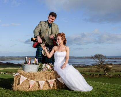 Scots business owners launch a 'Scottish success story' on St Andrews Day.: GGS yard compressed