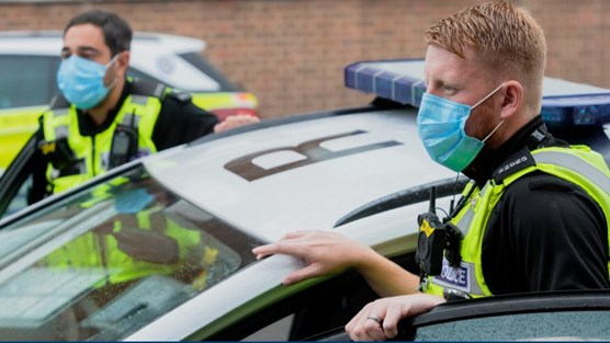 Daily contact testing announced for emergency service workers: EjLWI12XcAEIAmm