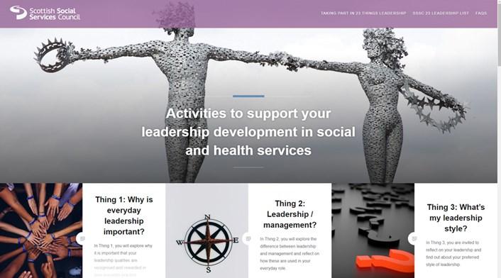 23 Things Leadership (image)