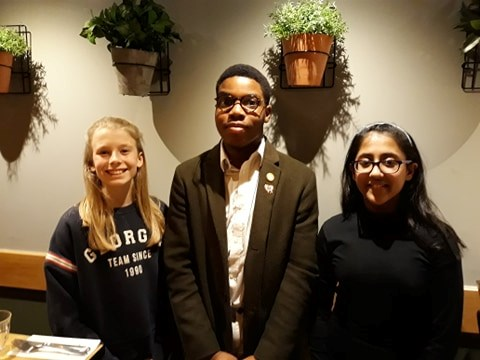 Introducing the new members of Youth Parliament for Leeds: 3myps.jpg