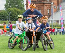 Further investment in cycle training: PlayOnPedals MM