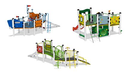 Dover Street Playground Multi-Unit Options