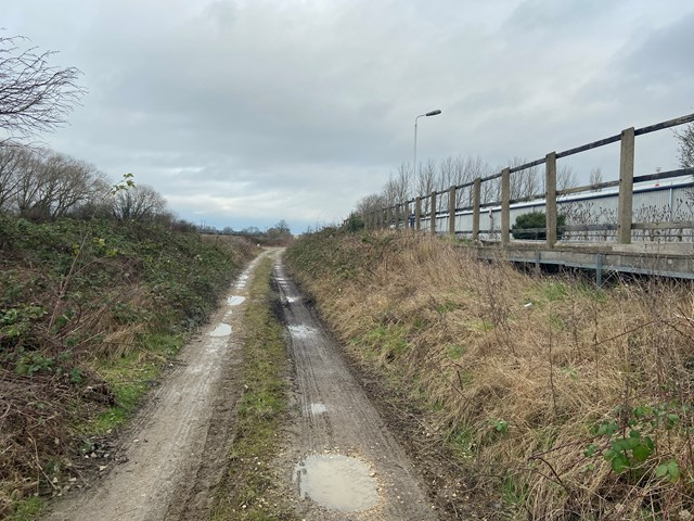 Network Rail begins vital work to protect embankment next to Sherburn in Elmet station so reliable services can continue: Network Rail begins vital work to protect embankment next to Sherburn in Elmet station so reliable services can continue