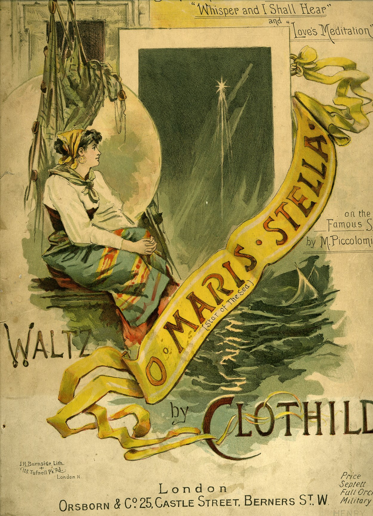 Clothilde - O Maris Stella 1896