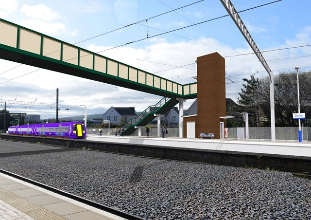 Dunbar platform construction to begin in May: Dunbar 2
