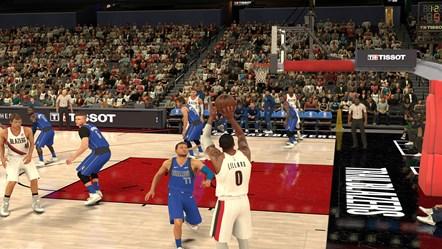 NBA 2K Mobile Season 4 Damian Lillard