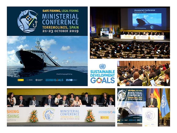 Safe fishing, legal fishing: conference pushes ratification of Cape Town Agreement