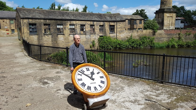 Object of the week- Potts clock: 20170615-134102.jpg