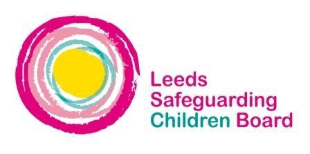 Safeguarding is top of the agenda across Leeds next week: lscblogo.jpg