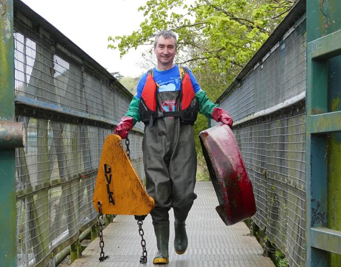 Transport for Wales marks Volunteers' Week with shared successes: Volunteers Week 3