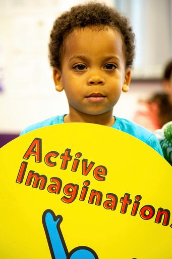 Leeds youngsters get active at launch of brand new 'Active Imaginations' initiative: wesleyaged2activeimaginations-670290.jpg