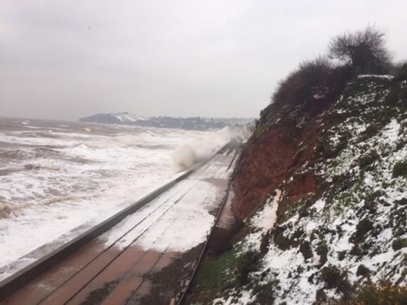 Network Rail statement - Dawlish Update