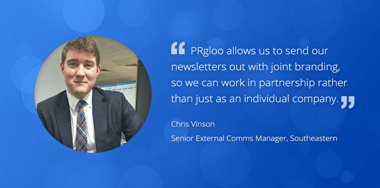 PRgloo: transporting PR professionals: Marketing ChrisVinson1