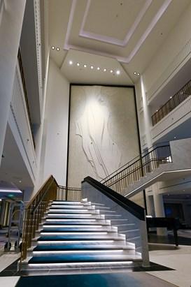 Saga Cruises' Spirit of Adventure - Atrium