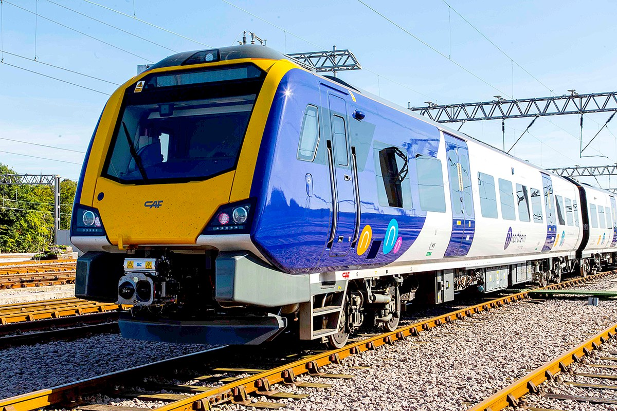 Northern New train