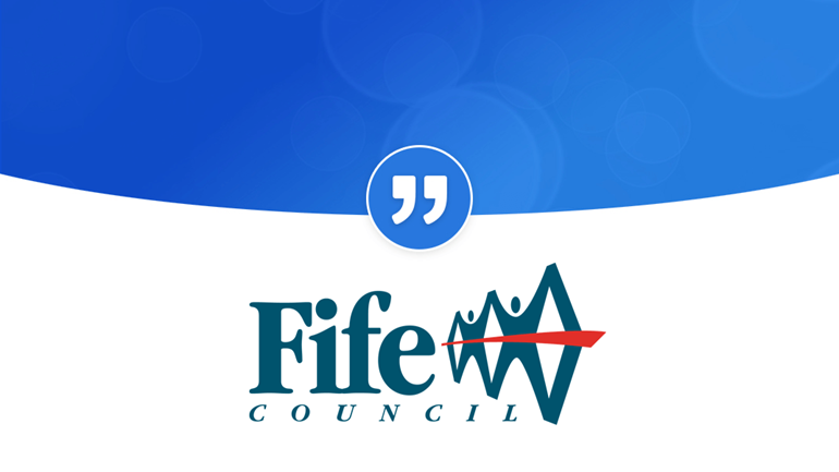 """Fife Council """"PRgloo is an excellent system and has excellent customer service"""": FifeCouncilQuote"""