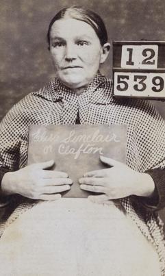 Eliza Sinclair or Clafton