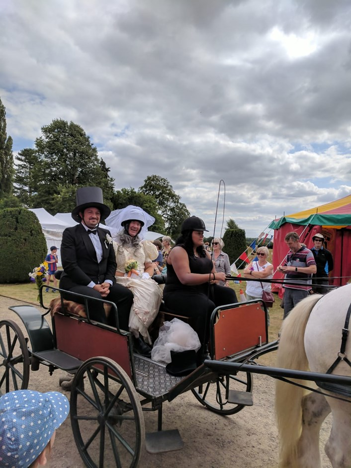 Hat's what Yorkshire's all about as city celebrates in style: img-20180801-wa0021.jpg