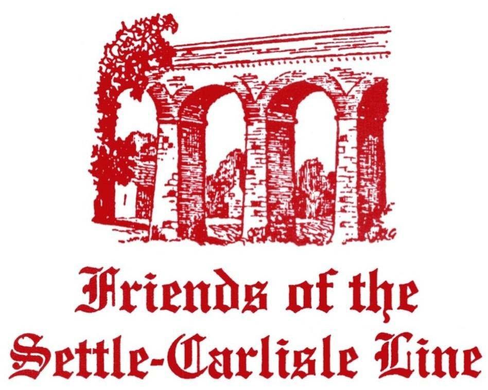 FoSCL logo: Friends of the Settle carlisle line logo
