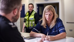 New, integrated health and wider liaison and diversion service in custody, court and community is first of its kind to be commissioned in the UK: New, integrated health and wider liaison and diversion service in custody, court and community is first of its kind to be commissioned in the UK